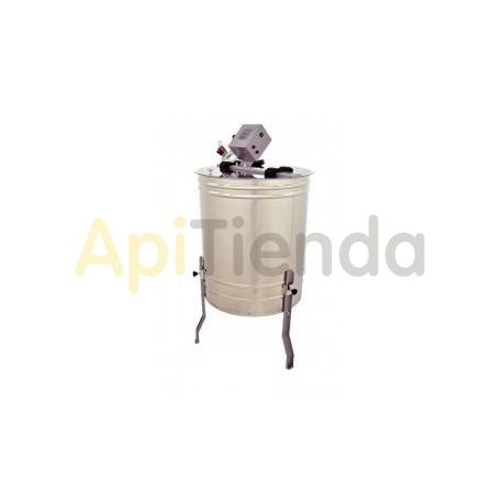 Extractor reversible 4 cuadros Dadant manual Optima