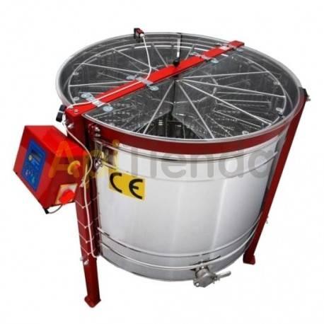 Extractor Dadant 12 c reversible automático 8P