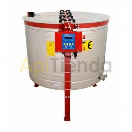 Extractor 4 c Langstroth , reversible automático