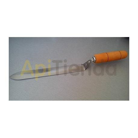 Cuchillo inox. 205mm Liso