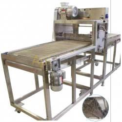 La mesa desoperculadora horizontal universal con los filtros para opérculos