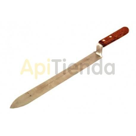 Cuchillo inox. liso Lyson