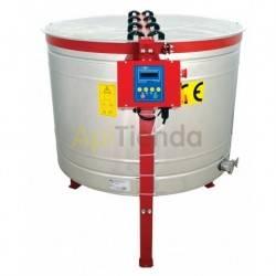 Extractor 6 cuadros Dadant reversible automático 1P
