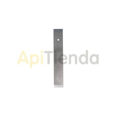 Espátula inox con mango 18.5 cm