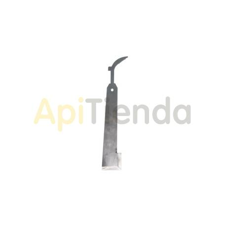 Espátula inox de multiuso sin mango 265 mm
