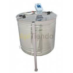 Extractor 4 cuadros Dadant , reversible 12 V MINIMA