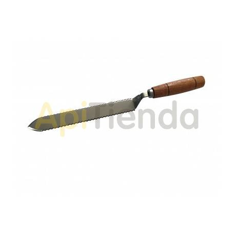 Cuchillo dentado 205 mm