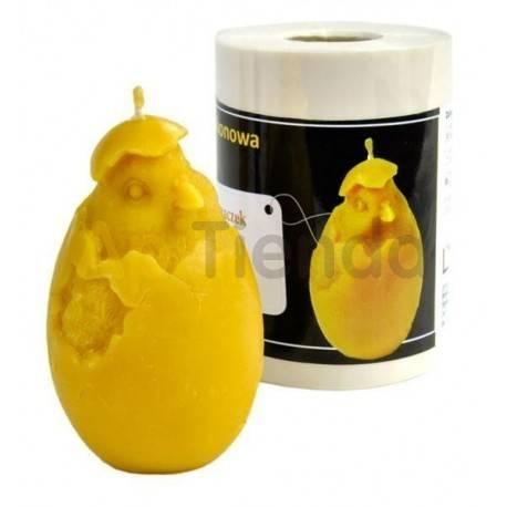 Molde pollito con huevo