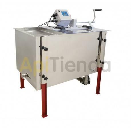 Extractor 4 cuadros universal con cubeta desopercular, manual-eléctrico Classic