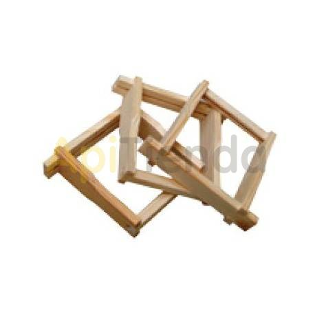 Cuadros hoffman de madera de pino.