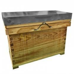 Núcleo Dadant de madera 5 cuadros