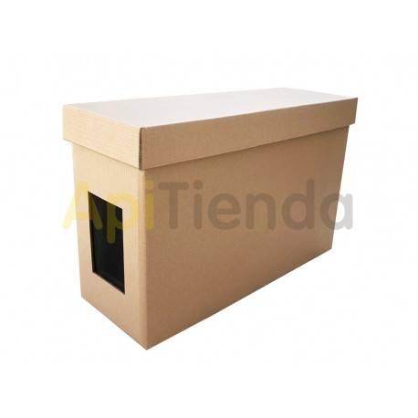 Nucleo Langstroth de cartón PACK 10ud