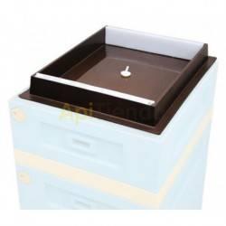 Alimentador de techo para colmena 4l
