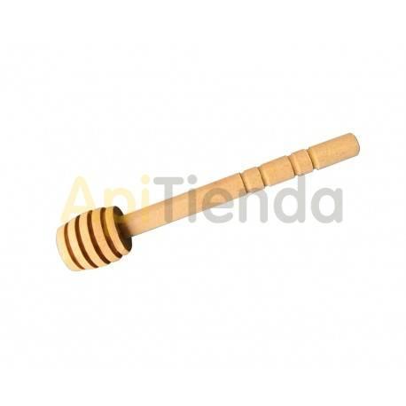 Cuchara de madera para miel, pequeña