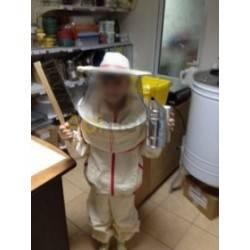 Traje apicultor para niños 8-10 años