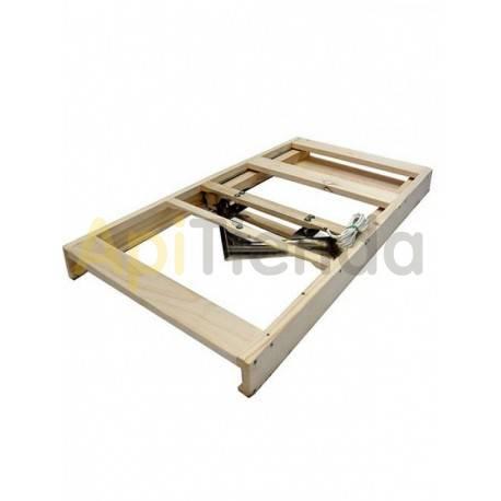 Desoperculadora manual, marco de madera PK