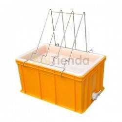 Cubeta desopercular plástico 300mm FP