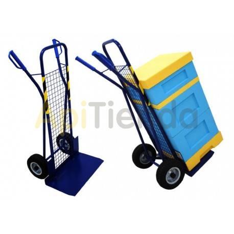 Carretilla de transporte colmenas mod 1 - Carretillas de transporte ...