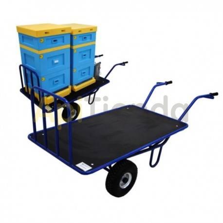 Carretilla de transporte colmenas mod. 3