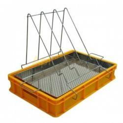 Cubeta desopercular plástico 100mm FA