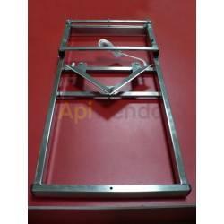 Desoperculadora manual acero inox. 12V