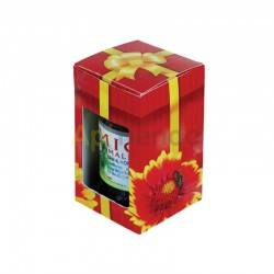 Caja carton bote de miel 1/2kg