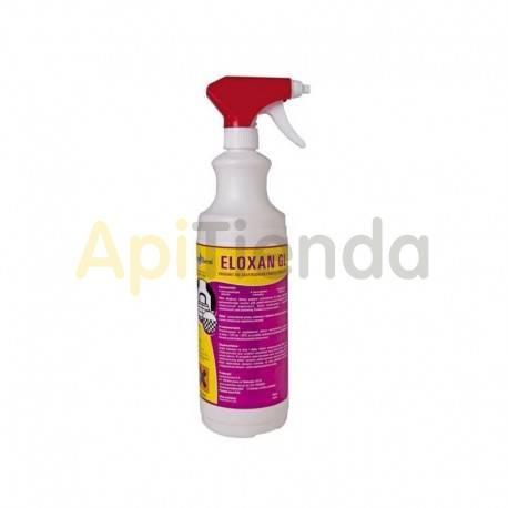 Limpiador para acero inoxidable Eloxan GL