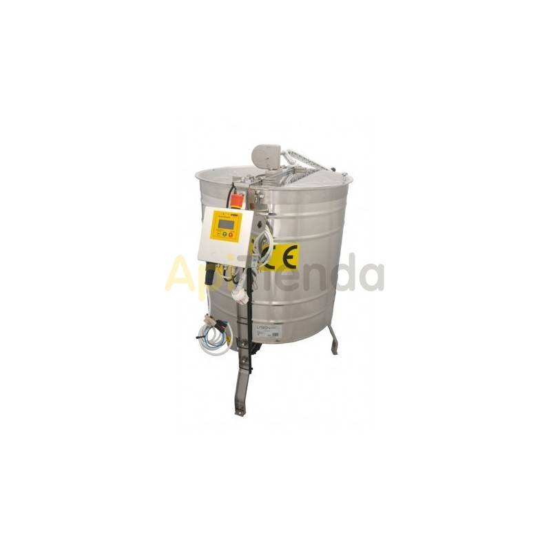Extractores Extractor radial 18 alza Dadant Ø600 (220V+manivela) PREMIUM Capacidad 18 medias alzas Dadant. Garantía 7 años Extr