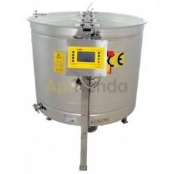Extractores Extractor radial-reversible 6 cuadros Dadant Premium Capacidad de 6 cuadros Dadant o 12 medias alzas en reversible