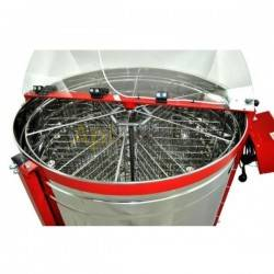 Extractor radial-reversible 6 cuadros Langstroth Classic P8