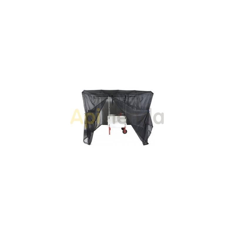 Extractor 4 cuadros universal con cubeta desopercular, manual