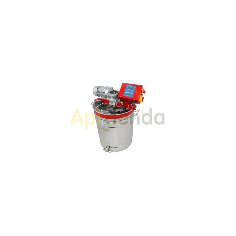 Mezclador de miel en crema de 200L, con termostato automático