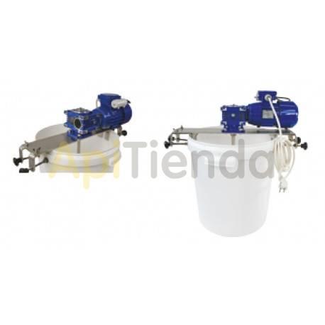 Mezcladores de miel Mezclador de miel adaptable al cubo de 18L  Mezclador de miel adaptable al cubo de plástico de 18L Potenci