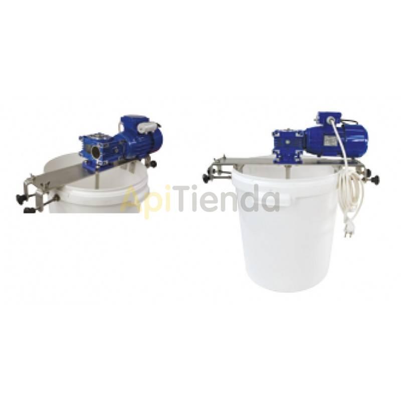 Mezcladores de miel Mezclador de miel adaptable al cubo de 33L  Mezclador de miel adaptable al cubo de plástico de 33L Potenci