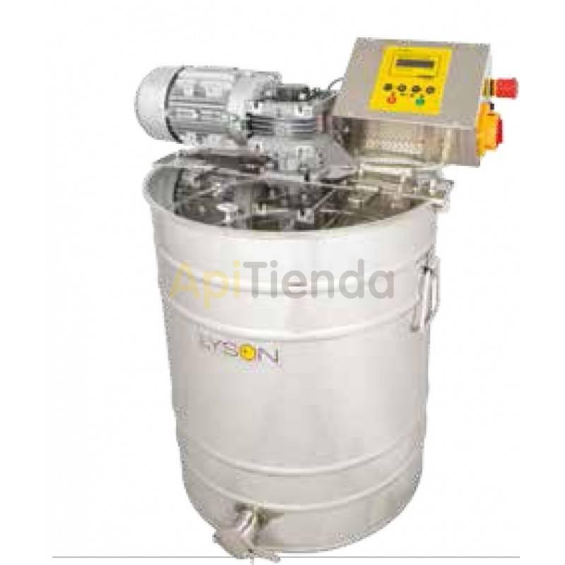 Mezcladores de miel Mezclador de miel en crema 100L no calefactable Premium Este equipo está diseñado para llevar a cabo el proc