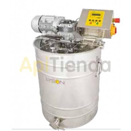 Mezcladores de miel Mezclador de miel en crema 200L no calefactable Premium No calefactable. Premium Line Este equipo está dise