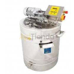 Premium Heated 70L Cream Honey Mixer, Heated. Premium LineThis equipment is designed to carry out the process of making honey in