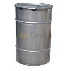 200L stainless steel bidon, Honey bidon (deposit)Made of 304 stainless steel, resistant to H18 acidsParameters:»Drum diameter 55