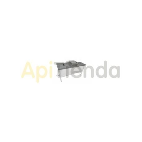 Fundidoras de cera Tapa calefactable para cubeta reforzada 1500mm  Tapa calefactable para cubeta standart de 1500mm Se adapta