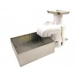 Secaderos y limpiadoras de polen Equipo para extraer polen Extracción de polen, conservando su forma natural Este equipo está d