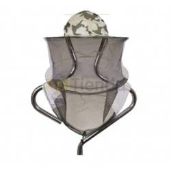 Round face, mesh behind, Round face, mesh behind, Masks and accessories, ,