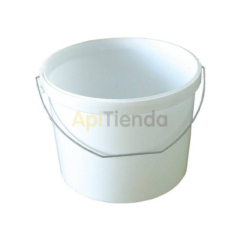 Cubo plástico 15kg 11.3L