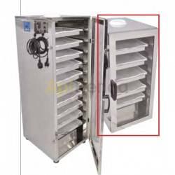 Secaderos y limpiadoras de polen Secadero de polen 5 cajones Dimensiones exteriores ancho 430mm alto 870mm largo 525mm Carac