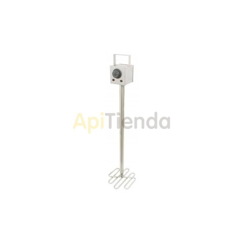 Resistencias y cámaras calientes Resistencia eléctrica 250mm OPTIMA Resistencia eléctrica con termostato. Línea de productos OP