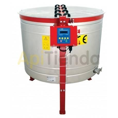 Extractor 8 c Dadant reversible automático P1