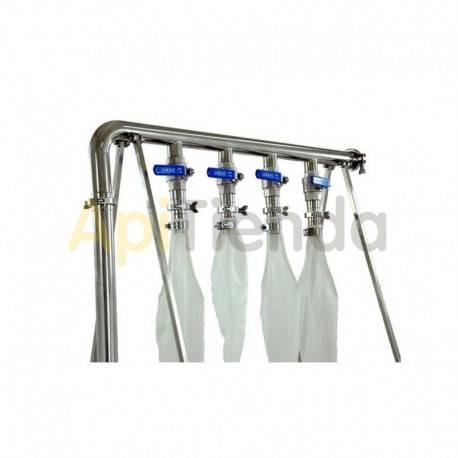 Filtros para miel Filtro de mangas repuesto Repuesto para filtro de mangas referencia W360 Fabricado en nylon