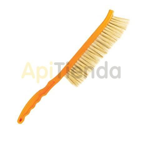 Cepillo largo con mango de plastico