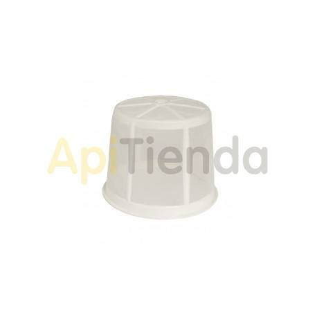 Filtros para miel Filtro nylon Ø 400 mm Filtro fabricado en plástico alimentario y maya de nailon (900 micras), con diámetro de