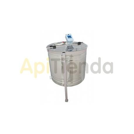 Extractor 4 cuadros Dadant , reversible, electrico Minima