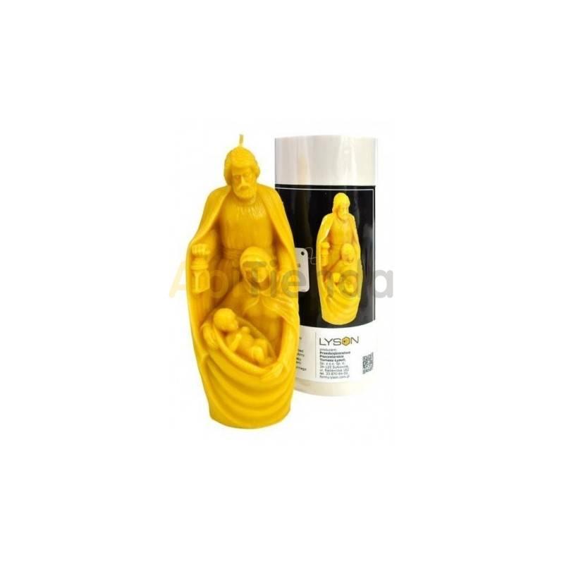 Moldes Molde Sagrada Familia Molde de silicona para elaborar las velas de cera de abeja Forma de Sagrada Familia Altura 200 mm